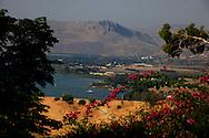 Sea of Galilee,Carpernaum<br /> Photo by Dennis Brack