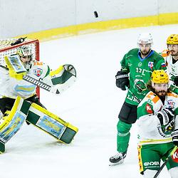 20210408: SLO, Ice Hockey - AHL League 2020/21, Semifinals, HK SZ Ollimpija vs EHC Lustenau