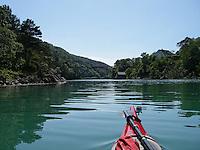 Green water in Lenefjorden - grønt vann i Lenefjorden Vest-Agder