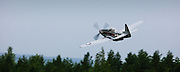North American Mustang P-51 D<br /> Jämi Fly In & Airshow 2015<br /> Finland