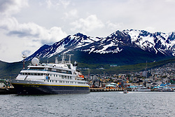 National Geographic Orion, Ushuaia