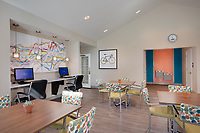 Interior  image of Riverwoods at Denton Apartments in Maryland by Jeffrey Sauers of Commercial Photographics, Architectural Photo Artistry in Washington DC, Virginia to Florida and PA to New England