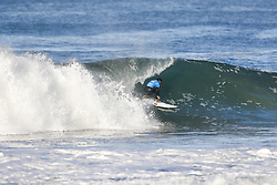 October 25, 2017 - Miguel Pupo of Brazil finishes equal 5th in the MEO Rip Curl Pro Portugal after placing second to Kanoa Igarashi of the USA in Quarterfinal Heat 3 at Supertubos, Peniche, Portugal...MEO Rip Curl Pro Portugal 2017, Oeste Subregion, Portugal - 25 Oct 2017 (Credit Image: © Rex Shutterstock via ZUMA Press)