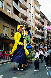 Santurtzi, Spain - Jaietan el Carmen 2011<br /> <br /> (c) Andrew Wilson | Edinburgh Elite media