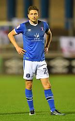Carlisle United's Shaun Miller