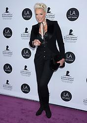 2019 LA Art Show Opening Night Gala. 23 Jan 2019 Pictured: Brigitte Nielsen. Photo credit: MEGA TheMegaAgency.com +1 888 505 6342