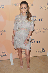 Diana Madison arrives at Step Up's 14th Annual Inspiration Awards held athe Beverly Hilton in Beverly Hills, CA on Friday, June 2, 2017. (Photo By Sthanlee B. Mirador) *** Please Use Credit from Credit Field ***