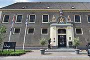 Nederland, Zwolle, 21-6-2019Restaurant de Librije van het echtpaar Boer heeft drie sterren van Michelin. Er is ook een winkel en hotel in het gebouw, een voormalige gevangenis, gehuisvest. Het restaurant behoort tot de top 50, beste restaurants ter wereld.Foto: Flip Franssen