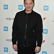 Conor Maynard Arrivers at WE Day UK at Wembley Arena, London, Uk 6 March 2019.
