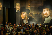 Zandra Rhodes Rembrandt National Gallery