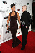 """December 6, 2012- New York, NY: (L-R) Recording Artist Alicia Keys and her mother Teresa Augello,attend the ' Keep A Child Alive Black Ball """" Redux """" 2012 ' held at the Apollo Theater on December 6, 2012 in Harlem, New York City. The Benefit pays homage to Oprah Winfrey, Angelique Kidjo for their philanthropic contributions in Africa and worldwide and celebrates the power of woman and the promise of an AIDS-free Africa. (Terrence Jennings)"""
