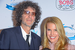 November 15, 2019, New York, United States: Howard Stern and Beth Stern attend the North Shore Animal League, America's 2019 Annual Get Your Rescue On Gala at Pier Sixty New York City. (Credit Image: © Ron Adar/SOPA Images via ZUMA Wire)