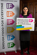 Luciana Berger MP.supporting the Enough Food for Everyone?IF campaign. .MP's and Peers attended the parliamentary launch of the IF campaign in the State Rooms of Speakers House, Palace of Westminster. London, UK.