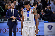 DESCRIZIONE : Eurolega Euroleague 2015/16 Group D Dinamo Banco di Sardegna Sassari - Darussafaka Dogus Istanbul<br /> GIOCATORE : MarQuez Haynes<br /> CATEGORIA : Ritratto Delusione Postgame<br /> SQUADRA : Dinamo Banco di Sardegna Sassari<br /> EVENTO : Eurolega Euroleague 2015/2016<br /> GARA : Dinamo Banco di Sardegna Sassari - Darussafaka Dogus Istanbul<br /> DATA : 19/11/2015<br /> SPORT : Pallacanestro <br /> AUTORE : Agenzia Ciamillo-Castoria/L.Canu
