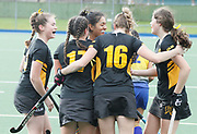 VANTAGE U18 ASSOCIATION GIRLS HOCKEY DAY 1<br /> BAY OF PLENTY V WELLINGTON<br /> FITZHERBERT AVE<br /> Photo by Kevin Clarke CMG SPORT ACTION IMAGES<br /> ©cmgsport2018