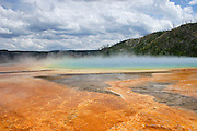 Grand Prismatic Spring of Yellowstone National Park
