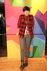 KATE MOROSS at a party to celebrate the Firetrap Watches and Kate Moross Collaboration Launch, held at Firetrap, 21 Earlham Street, London, UK on 13th October 2010.