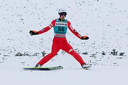 22.12.2013, Gross Titlis Schanze, Engelberg, SUI, FIS Ski Jumping, Engelberg, Herren, im Bild Piotr Zyla (POL) // during mens FIS Ski Jumping world cup at the Gross Titlis Schanze in Engelberg, Switzerland on 2013/12/22. EXPA Pictures © 2013, PhotoCredit: EXPA/ Eibner-Pressefoto/ Socher<br /> <br /> *****ATTENTION - OUT of GER*****