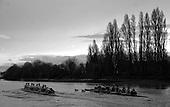 20110226 CUBC vs GBR Rowing U23 M8+ London, UK