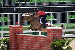 Sprunger Janika, SUI, Bonne Chance Cw<br /> Olympic Games Rio 2016<br /> © Hippo Foto - Dirk Caremans<br /> 13/08/16