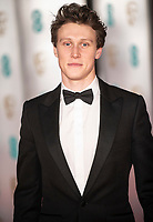 George Mackay at the BAFTAS After Party at Grosvenor House, London, England, UK 2nd  February, 2020.