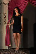 Simone, photographed at the Camden Opera House, Camden, Maine.