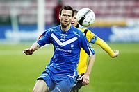 Fotball , 9. april 2012 , Adeccoligaen , 1. divisjon , Sarpsborg - Start 4-4<br /> <br /> Øyvind Hoås ,Sarpsborg <br /> Glenn Andersen , Start