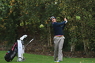 Richard Kilpatrick (NIR) on the 8th fairway during Round 1 of the Volopa Irish Challenge in Tullow, Co. Carlow on Thursday 8th October 2015.<br /> Picture:  Thos Caffrey / www.golffile.ie