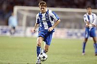 Fotball<br /> 2003/2004<br /> Norway Only<br /> Foto: Digitalsport<br /> <br /> FOOTBALL - SUPER CUP UEFA 2003 - 030829 - AC MILAN v FC PORTO - MANICHE (POR) - PHOTO JEAN-MARIE HERVIO