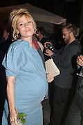 ROISIN MURPHY; SEBASTIANO PROPERZI, Dinner to celebrate the opening of the first Berluti lifestyle store hosted by Antoine Arnault and Marigay Mckee. Harrods. London. 5 September 2012.