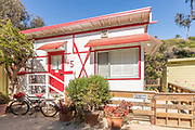 The Soda Shack at Crystal Cove Beach Cottages