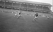 All Ireland Senior Football Final Galway v. Dublin 22nd September 1963 Croke Park...22.09.1963  22nd September 1963Dublin.1-9.Galway.0-10..P. Flynn, L. Hickey, L. Foley, W. Casey, D. McKane, P. Holden, M. Kissane, D. Foley (Captain), John Timmons, B. McDonald, Mickie Whelan, G. Davey, S. Behan, D. Ferguson, N. Fox..Sub: P. Downey for P. Holden..D. Foley (Captain).