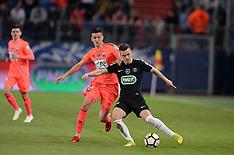 Caen vs Paris SG - 18 Apr 2018
