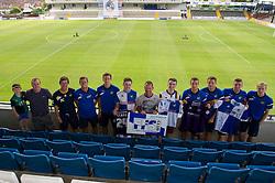 FFS Club - Photo mandatory by-line: Dougie Allward/JMP - Mobile: 07966 386802 27/07/2014 - SPORT - FOOTBALL - Bristol - Bristol Rovers - - Memorial Stadium - Fun Day