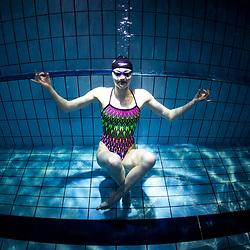 20210527: SLO, Swimming - Portrait of swimmer Katja Fain