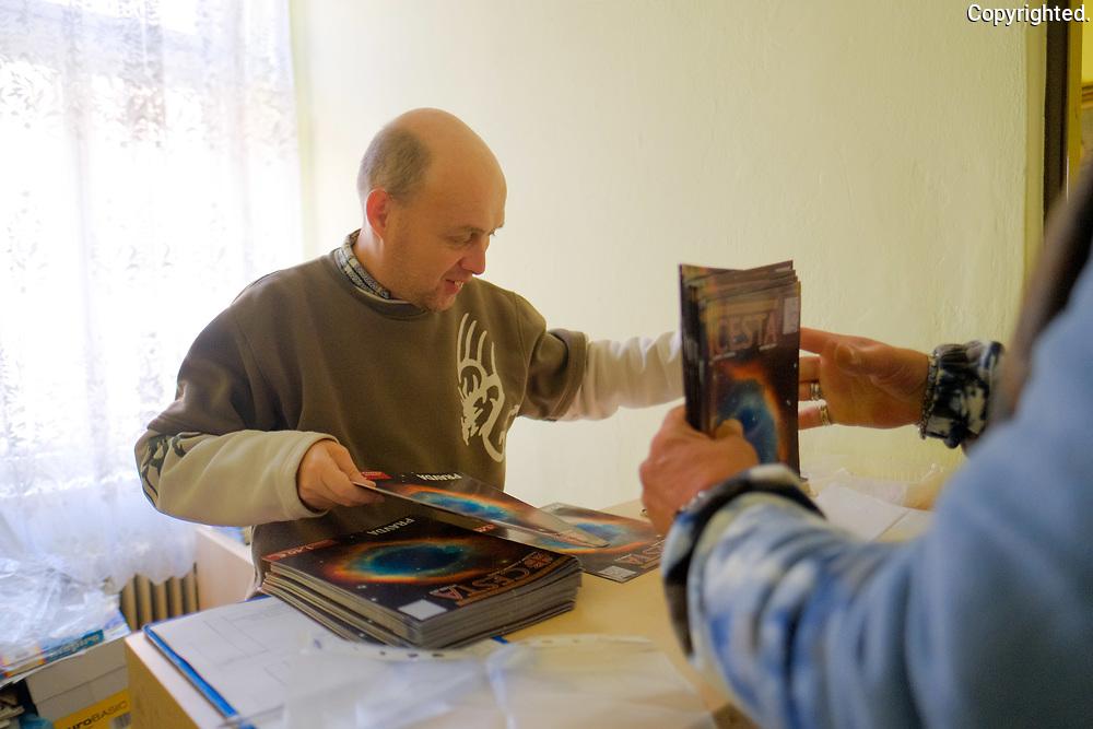 Dom charity sv. Vincenta Charita Zilina noclaharen
