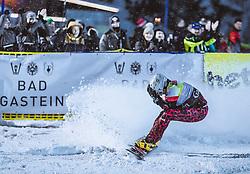 08.01.2019, Bucheben Piste, Bad Gastein, AUT, FIS Weltcup Snowboard, Parallelslalom, Damen, im Bild Siegerin Riegler Claudia (AUT) // Winner Riegler Claudia of Austria during women's parallel Slalom of the FIS Snowboard Worldcup at the Bucheben Piste in Bad Gastein, Austria on 2019/01/08. EXPA Pictures © 2019, PhotoCredit: EXPA/ JFK
