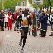 Nike City Run 2004, winnaar John Kipchumba