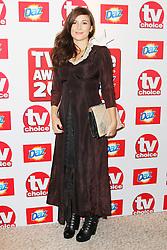 © Licensed to London News Pictures. 09/09/2013, UK.  Sarah Solemani, TV Choice Awards, The Dorchester Hotel, London UK, 09 September 2013 Photo credit : Richard Goldschmidt/Piqtured/LNP
