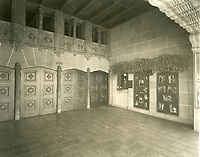 1931 Foyer of the Hollywood Music Box Theater
