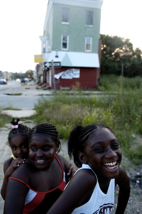 West Philadelphia friends