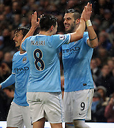 Manchester City v West Ham United 080114