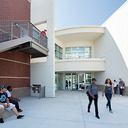 Images of Winn Center on the Consumnes River College Campus, Sacramento, CA