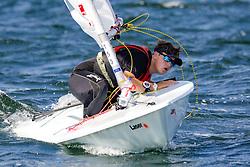 , Travemünder Woche 19. - 28.07.2019, Laser Radial - GER 199843 - Maarten HUND - Württembergischer Yacht-Club e. V