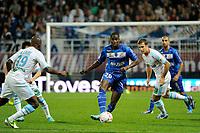 FOOTBALL - FRENCH CHAMPIONSHIP 2012/2013 - L1 - ES TROYES v OLYMPIQUE MARSEILLE  - 21/10/2012 - PHOTO JEAN MARIE HERVIO / REGAMEDIA / DPPI - GRANDDI NGOYI (ESTAC)