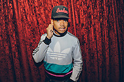 Portrait of Chance the Rapper taken at SiriusXM Studios on June 19, 2013 in New York City. Copyright © 2013 Matthew Eisman. All Rights Reserved