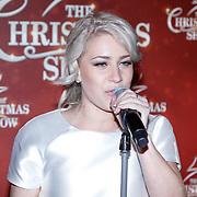 NLD/Amsterdam/20151126 - Perspresentatie The Christmas Show, Lisa Vol , O'G3NE