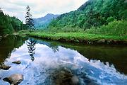 Ausable Meadows<br /> East Branch, Ausable River, Adirondacks, NY