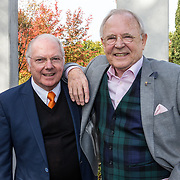 NLD/Woudenberg/20181008 - Herdenkingsdienst Anneke Gronloh, Ronnie Tober en partner Jan Jochems