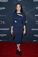 WHITNEY CUMMINGS at the premiere of Amazon's 'Transparent' season two at the Pacific Design Center in Los Angeles, CaliforniaWHITNEY CUMMINGS at the premiere of Amazon's 'Transparent' season two at the Pacific Design Center in Los Angeles, California